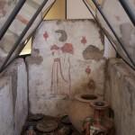 Capuan tomb (Museo dell'Antica Capua, S.M.C.V.)