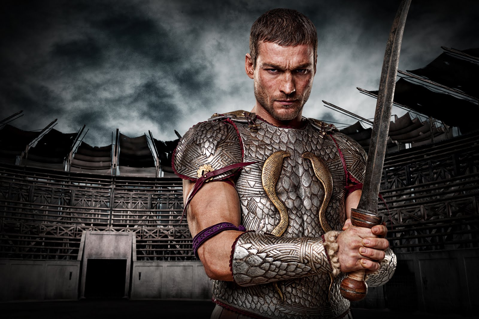 spartacus the gladiator