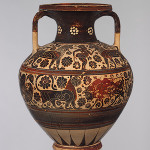 Anfora, (620 a.C.), Metropolitan Museum, New York