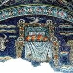 Mosaic, detail