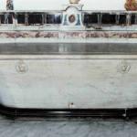 S. Matrona's sarcophagus