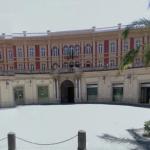 Liceo Classico y Plaza Bovio