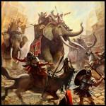 Elefantes de guerra