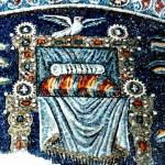Detalle del mosaico