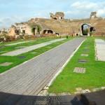 Amphithéâtre - arène